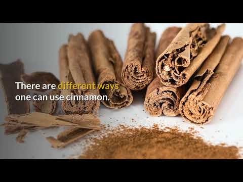 How To Use Cinnamon To Treat Heartburn, Indigestion And Bloating
