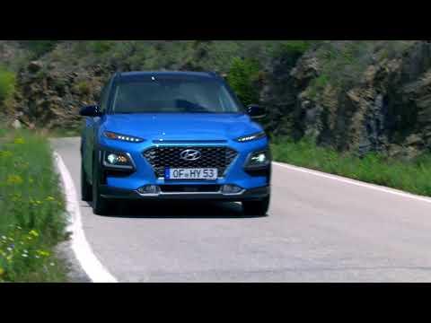 All New Hyundai Kona Hybrid