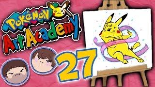 Pokemon Art Academy: Beautiful Mistakes - PART 27 - Grumpcade