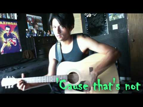 Nevershoutnever - What is Love? - Cover