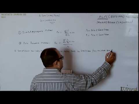 CH INDEX NUMBERS PART 1 STATSTICS BCOMHONS N PROGRAMMING 1ST YEAR DELHI UNIVERSITY