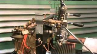 La San Marco Model 80 One Group Lever Espresso Machine