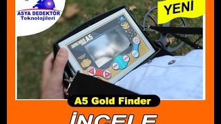 Altın Dedektörü A5 Satılık,Kiralık Dedektör,Fiyatları Kullanım Videosu