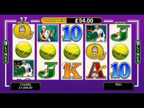 Microgaming Centre Court Slot Review: Big Wins, Jackpots, Bonus Rounds