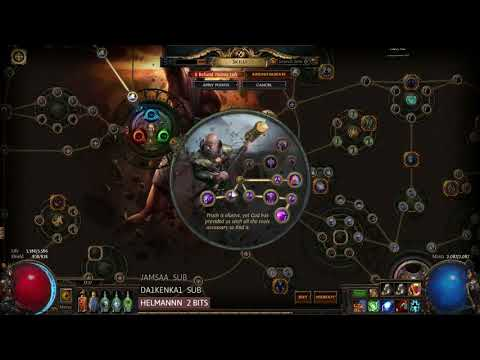 [3.1] Volatile Dead Crit Inquisitor build guide - T13 Elder down on HC