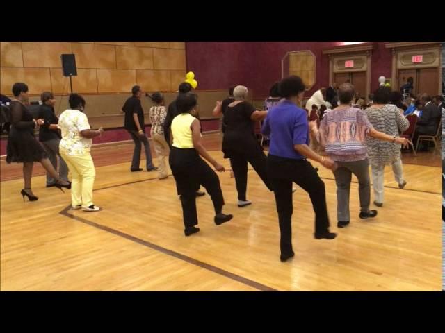 Ms38dee Backyard Party Line Dance