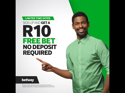 Betway R10 Free Bet Welcome Offer Explained