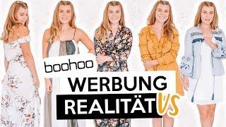 WERBUNG vs. REALITÄT: Boohoo Online Shop mit EHRLICHER MEINUNG bewerten🧐🙈 | Coco