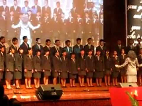 With All My Heart & When You Believe - TC Choir