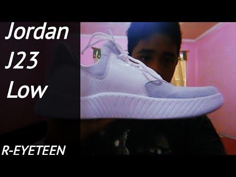 61119124976 Jordan J23 Low Review    - YouTube