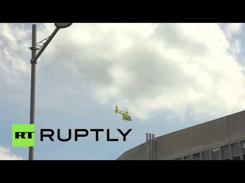 Switzerland: Kerry taken to Geneva hospital after breaking leg