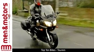 Top Ten Bikes - Tourers