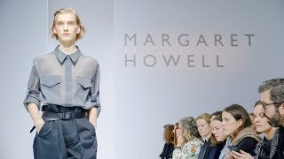 Margaret Howell | Fall Winter 2019/2020 Full Fashion Show | Exclusive
