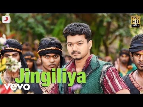 Puli Telugu - Jingiliya Video | Vijay, Shruti Haasan | DSP