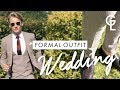 MEN'S WEDDING GUEST OUTFIT: FORMAL WHAT TO WEAR | Georgeous