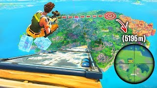 Top 5 INSANE Fortnite Freeze Trap Plays YOU WON'T BELIEVE!
