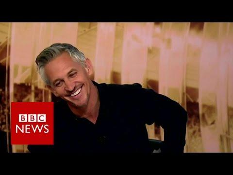 How Gary Lineker lived Leicester fairytale - BBC News