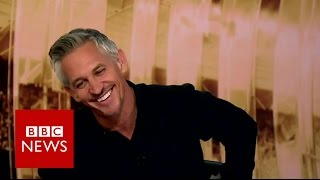 How Gary Lineker lived Leicester fairytale - BBC News