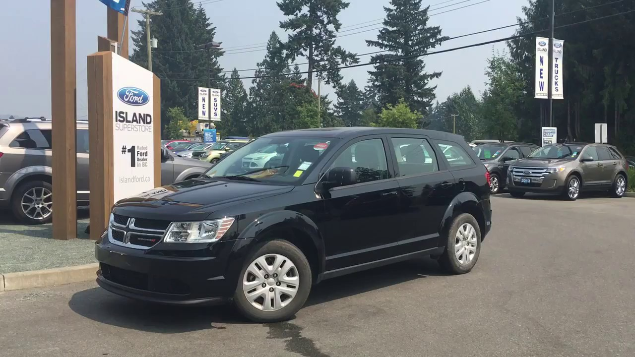 2015 dodge journey se w lower cargo area cruise review island ford youtube. Black Bedroom Furniture Sets. Home Design Ideas