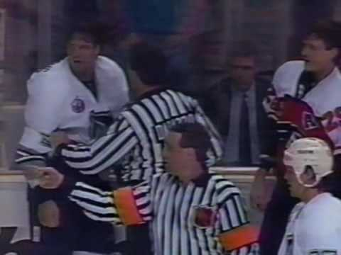 Dominic Roussel vs Sean Burke Feb 24, 1993
