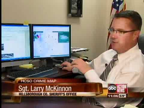 HCSO unveils crime map for citizens to...