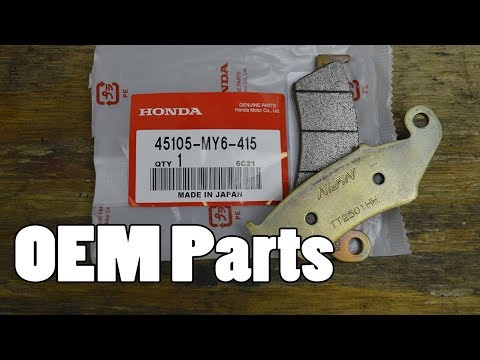 How-To: Order OEM Motorcycle Parts