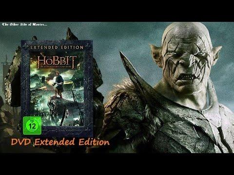 Der Hobbit Die Schlacht Der Fünf Heere Extended Dvd Edition