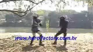 CyberBio: guncyber vs gun machine