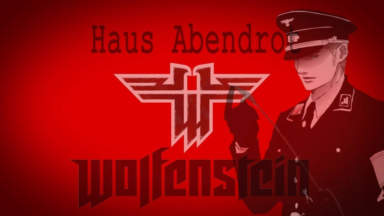 Wolfenstein haus abendrothouse of the rising sun lyrics
