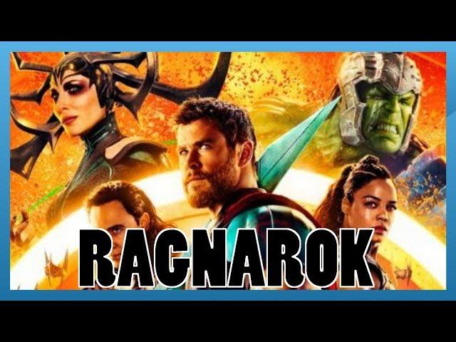 Lechefotaku thor ragnarok-menu popcorn