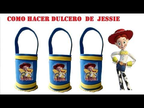 DULCERO de TOY STORY *SOMBRERO VAQUERO de WOODY y JESSIE ...