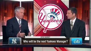 Who Will Be The Next New York Yankees Manager