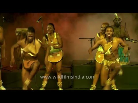Heart of Africa: Rhythm and Dance by Umkhonto we Sizwe from South Africa