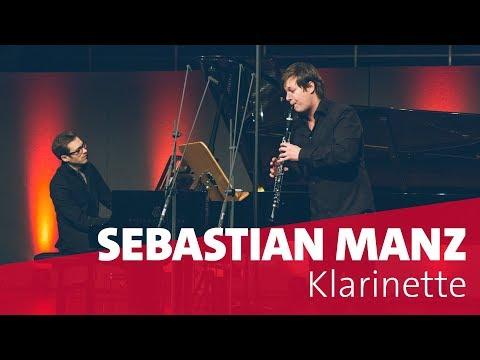Sebastian Manz und Martin Klett: Templeton Alec - aus Pocket Size Sonata