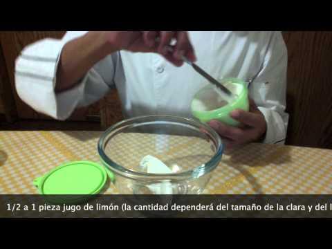 GLASS Técnicas básicas de pastelería Chef Vargas México