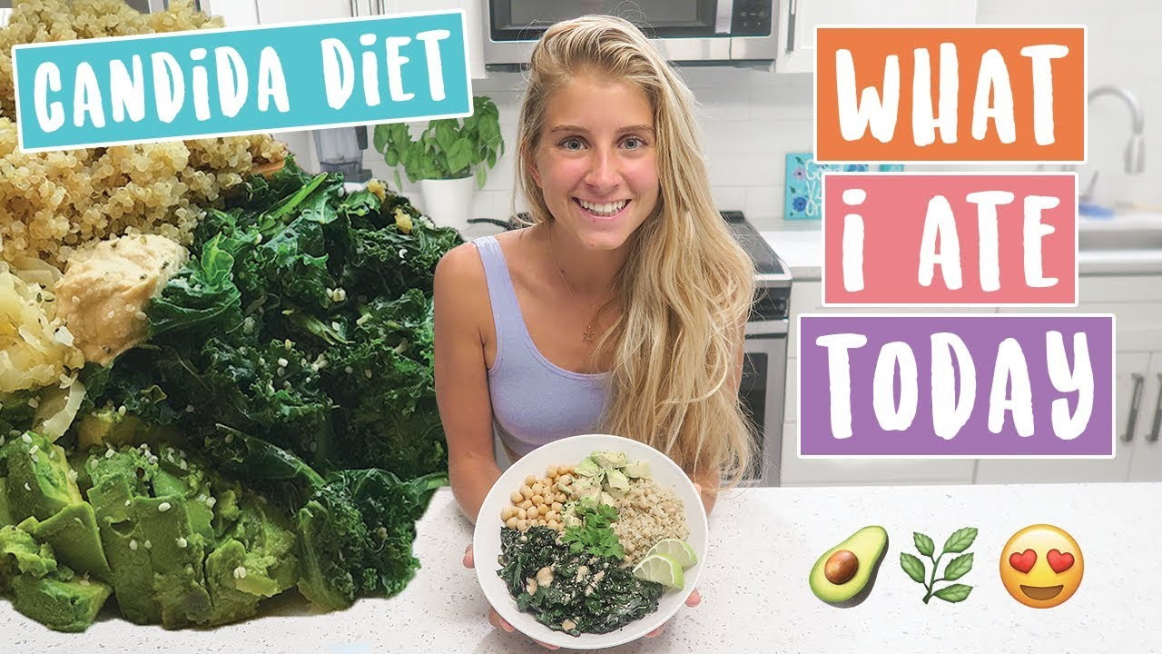 CANDIDA Diet » WHAT I ATE Today