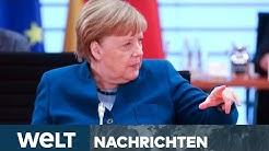 DIE RICHTUNGSANWEISERIN: Warum Kanzlerin Merkel ganz andere Corona-Pläne hat