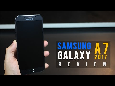 Samsung Galaxy A7 (2017) - Full Review & Unboxing