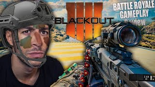 ΔΟΚΙΜΑΖΩ ΤΟ ΝΕΟ BATTLE ROYALE ΤΟΥ CALL OF DUTY BO4 BLACKOUT | COD BO4 BLACKOUT Gameplay PS4 Beta