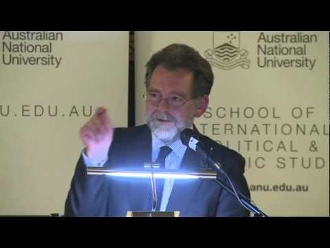 Reading China's rise: Professor Hugh White