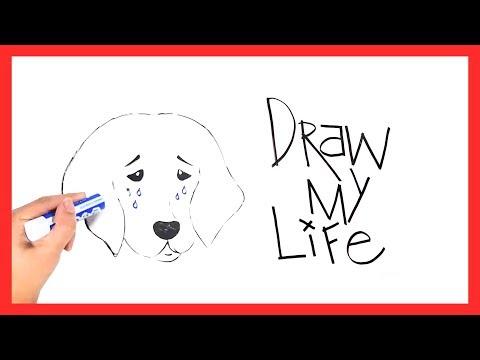 Draw My Life: Peony the Dog