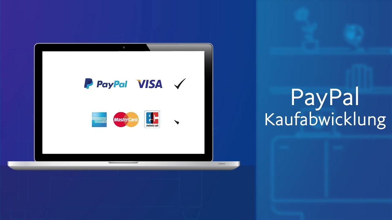 Vorteile Eines Paypal Geschäftskontos Youtube