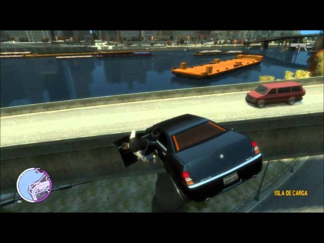 Gta 4 Accidentes choques y golpes parte 1/3 HD Videos De Viajes