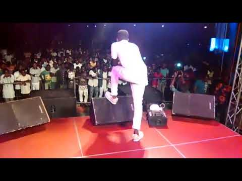 Edi B made the fans missed the old Stonebwoy