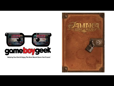 Jamaica: The Crew Review with the Game Boy Geek
