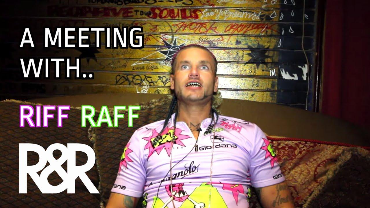 riff raff meet and greet