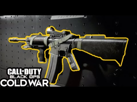 Call Of Duty Black Ops Cold War GAMEPLAY: The XM4 Is Giving COMMANDO VIBES! (NO COMMENTARY + MOSCOW)