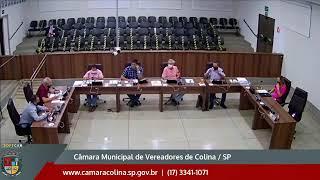Câmara Municipal de Colina - 14ª Sessão Ordinária - 20/09/2021