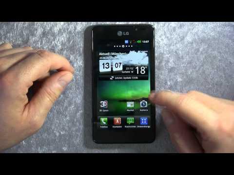 LG Optimus 3D Max: Hands-On und erster Eindruck