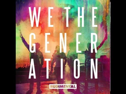 Rudimental - We the Generation (2015) Full Album